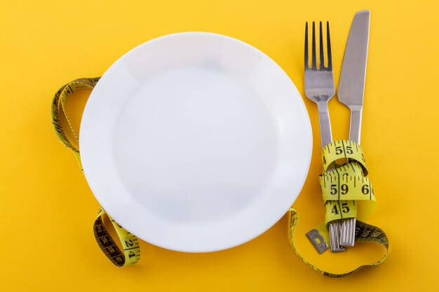 reduce your calorie intake to lose weight