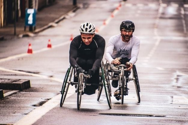 upper body workout for wheelchair users