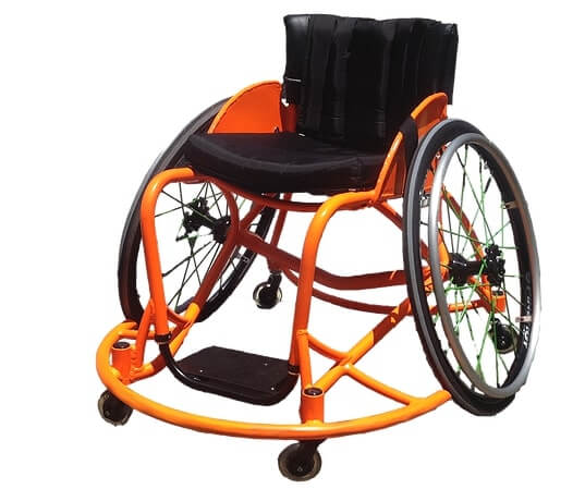 How much does a Sport wheelchair weigh
